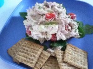 Quacamole tuna salad 3